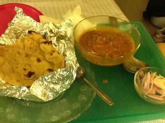 Hotel Kabli: Dinner 2