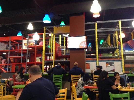 play area - Picture of LEGOLAND Discovery Center Westchester ...