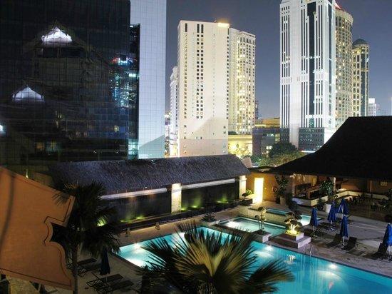The Royale Chulan Kuala Lumpur: View from balcony