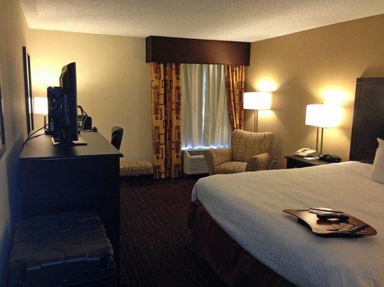 Hampton Inn Cullman: room overview 4
