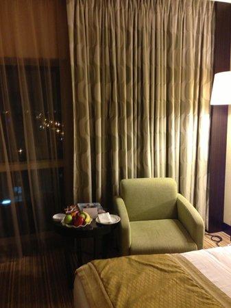 Crowne Plaza Jeddah: my room