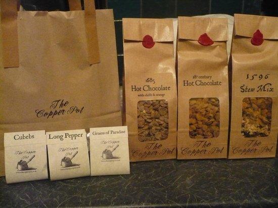 The Copper Pot: Our Georgian Shopping Bag Of Stuff