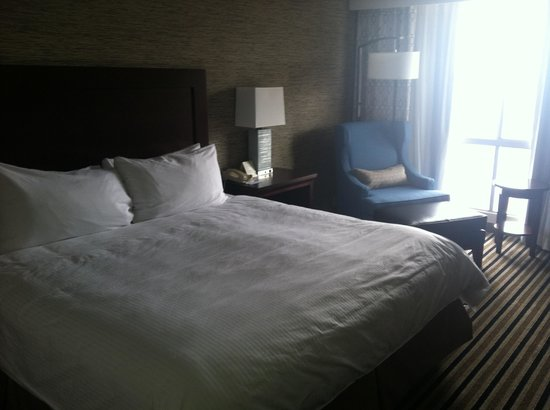 Wyndham Boston Beacon Hill: Room layout