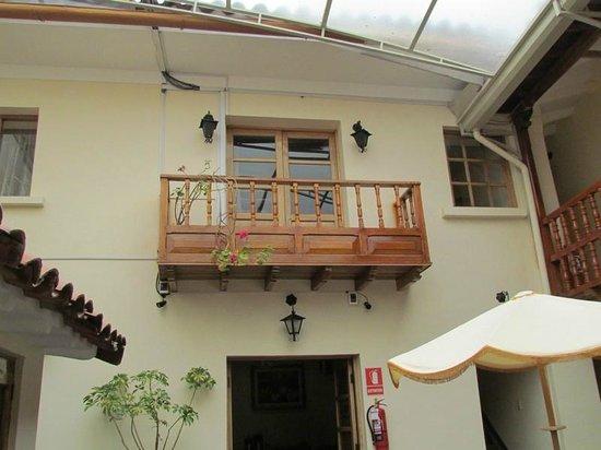 Midori Hotel: Interior del hotel