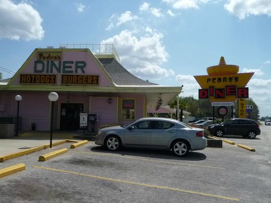 South of the Border: Pedros Diner