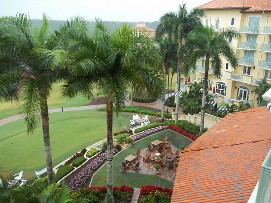 The Ritz-Carlton Golf Resort, Naples: View From Room 5014