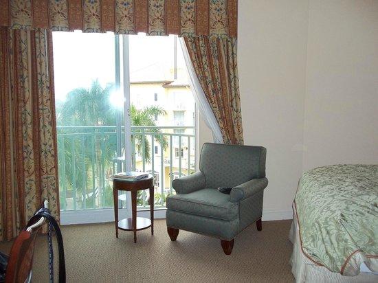 The Ritz-Carlton Golf Resort, Naples: Relaxing Room