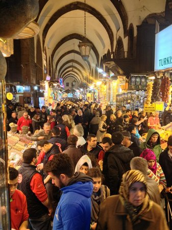 Turkey Travel Group: Grand Bazar in Istanbul