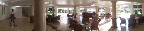 San Juan Eco Hotel: lobby