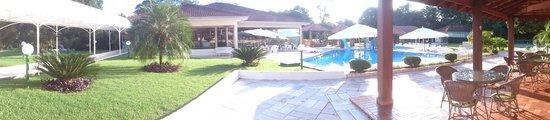 San Juan Eco Hotel: sol e piscina
