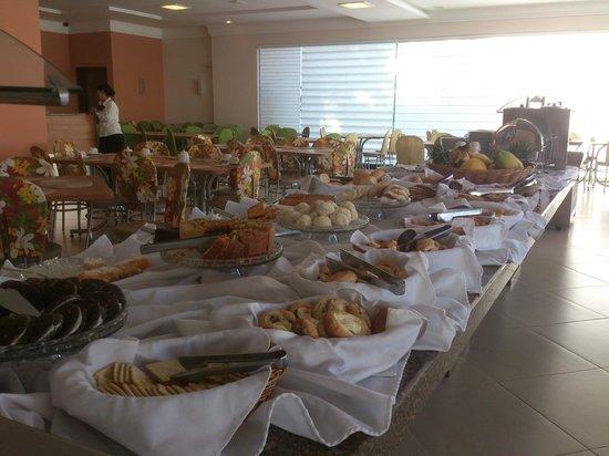 San Juan Eco Hotel: café da manhã