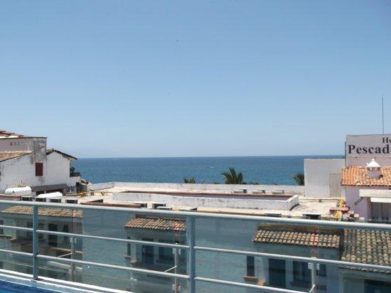 Hotel Portonovo Plaza: From The Rooftop Of The Portonovo