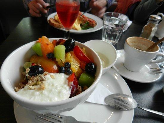 Powerhouse Cafe: Powerhouse Breakfast