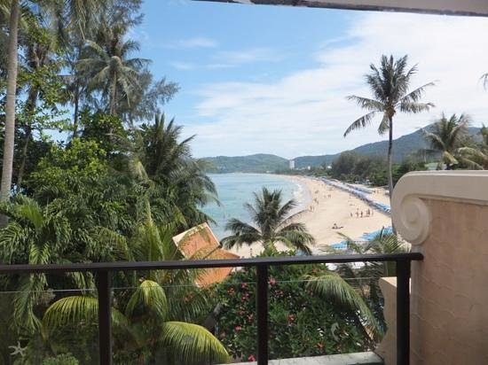 Beyond Resort Karon: view from our room