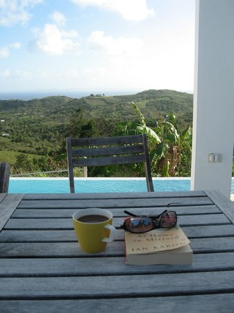 360 Vieques: View From Deck