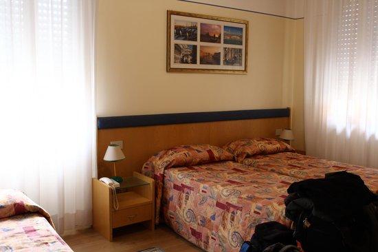 Hotel Montepiana: habitacion