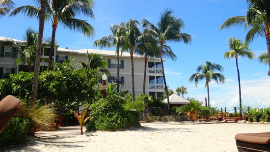 Hyatt Beach House Resort: Pool area