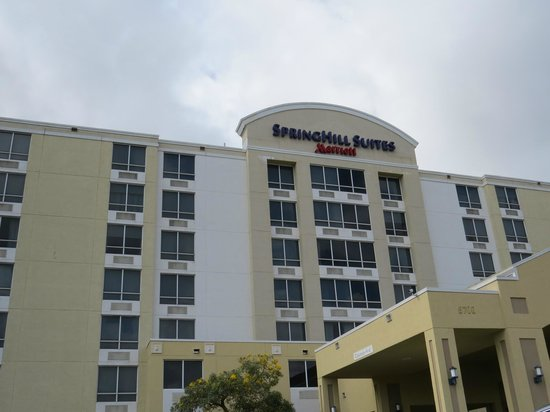 SpringHill Suites Miami Airport South: Hotel