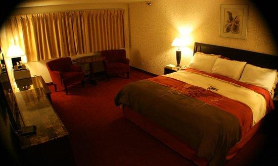 Hotel International: Single King Unit