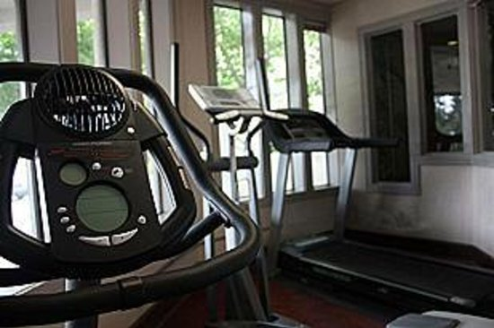 Hotel International: Fitness
