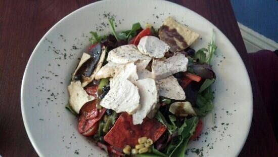 The Peppermill: Blue Moon salad!!