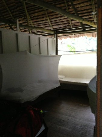 Amazon Explorama Lodges: Inside the rooms at both ExplorNapo and Explorama Lodge