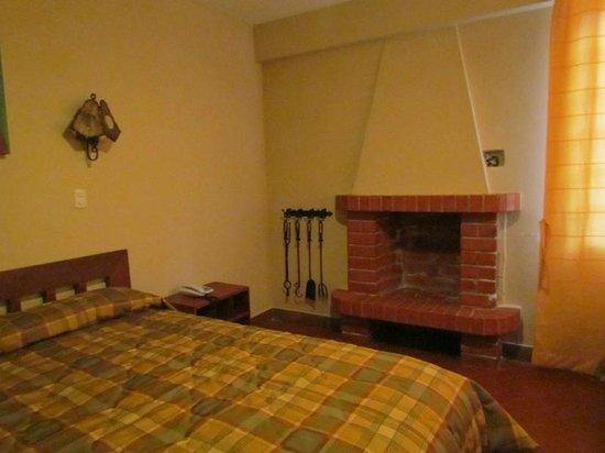 Amaru Valle Hotel: Interior de la habitacion N° 801
