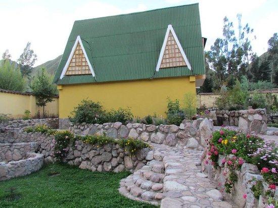 Amaru Valle Hotel: Vista de hotel