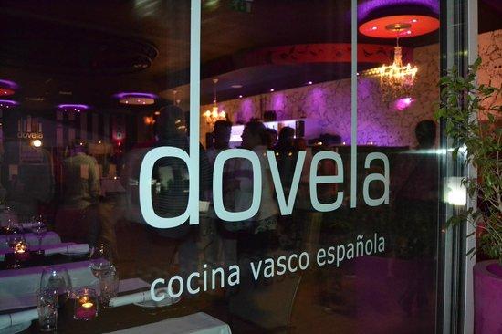 Dovela Restaurante: entrada nuevo Dovela