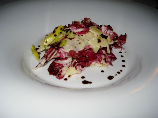Hechizo: Radicchio Salad