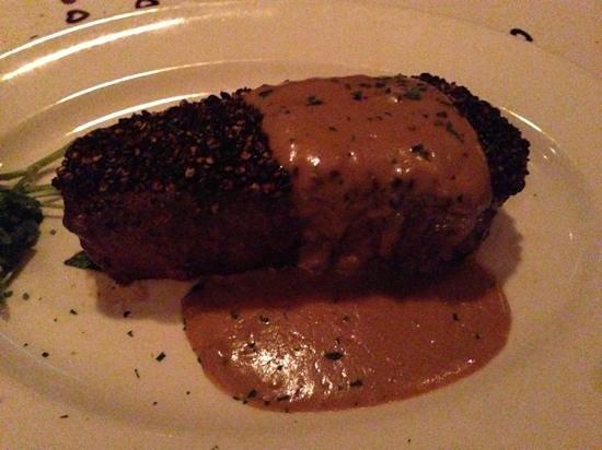 The Capital Grille : fantastic steak