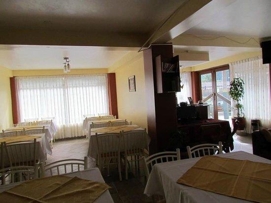 Inka Town Hotel: Comedor