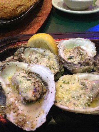 Wintzell's Oyster House: Yummy Oysters!