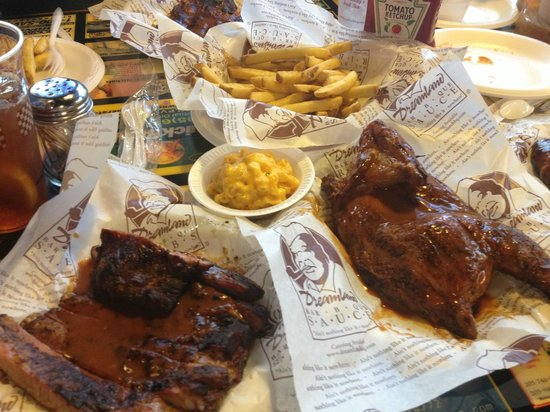 Dreamland BBQ: here it is!