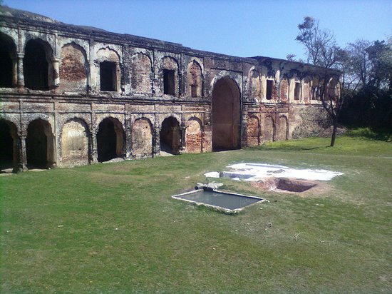 Image result for Sujanpur Tira Fort
