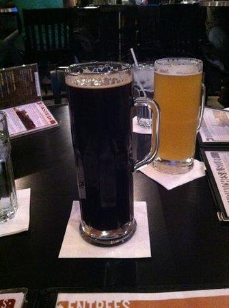 Gella's Diner & Lb. Brewing Co.: biers