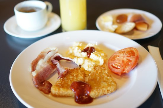 Pullman Melbourne Albert Park: Excellent breakfast