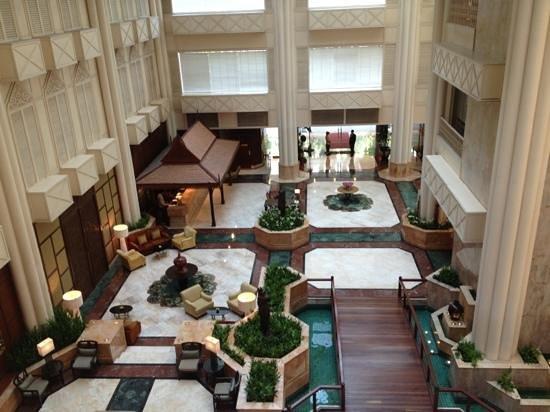 Shangri-La Hotel Bangkok: best scene
