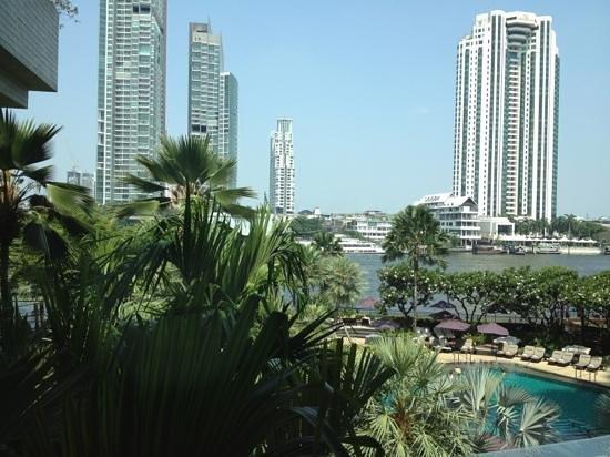 Shangri-La Hotel,Bangkok: Peninsula Hotel