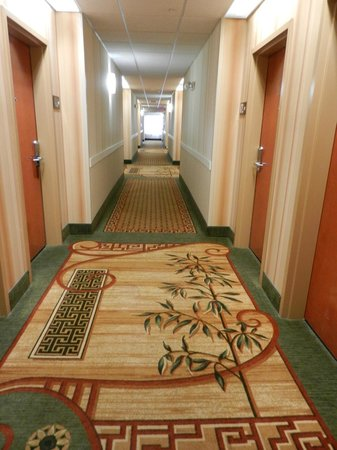 Hampton Inn San Francisco - Daly City : Like brand new