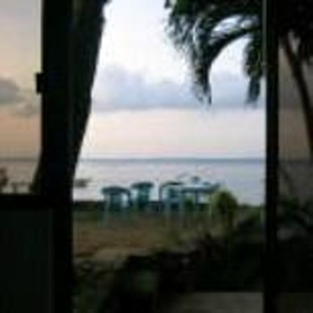 Kon Tiki Marina Suites: From room towards Olango Island