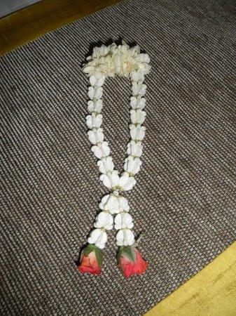 Movenpick Resort & Spa Karon Beach Phuket: Welcome Flower Bracelet