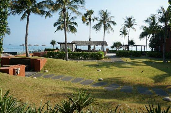 Hansar Samui Resort: great scenery