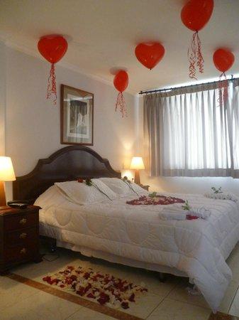 Hotel Windsor Plaza Cali: MI LUNA DE MIEL