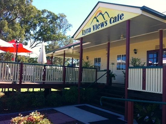 The Coach House Cafe: This place is a little gem you shouldn't miss