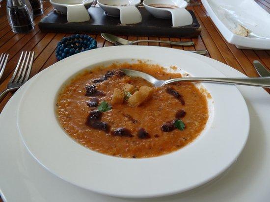 Boucan by Hotel Chocolat : Gaspacho