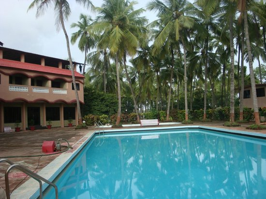 Dahanu, الهند: POOL