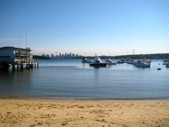 Watsons Bay, Australia: Out door casual dining view
