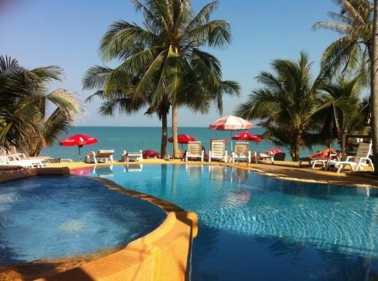 Marina Villa: view