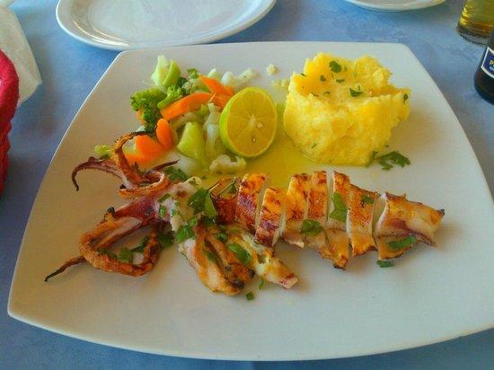 Mer Bleue Beach Restaurant: Yummy